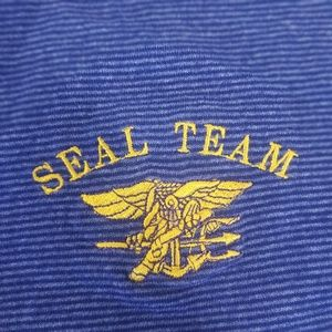 VINTAGE SEAL TEAM SINGLE STITCH TSHIRT